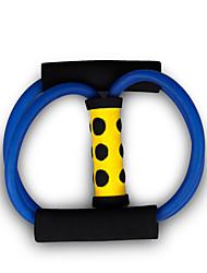 Недорогие -Ленты для разминки Аэробика и фитнес Для спортивного зала Ручка с замком Стрейч Тяговое усилие Прочный Силовая тренировка Эластотермопласт
