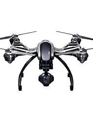 preiswerte -RC Drohne Q500 4K 3 Achsen 2.4G Mit HD - Kamera 1080P Ferngesteuerter Quadrocopter FPV LED-Lampen Ausfallsicher Mit Kamera