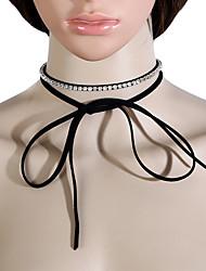 Per donna Girocolli A fiocchetto Originale Gioielli Per Serata/evento Da giorno Abbigliamento per il tempo libero