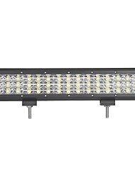 135W-Row 13500lm LED WORK LIGHT BAR FLOOD SPOT COMBO OFFROAD LAMP SUV ATV 4x4 4WD DRIVING BAOT LAMPS IP68