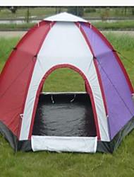 economico -3-4 persone Borsa da viaggio Igloo da spiaggia Tenda da campeggio Tenda ripiegabile Tenere al caldo per Satin elasticizzato CM