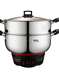 Недорогие -Кухня Алюминиевые сплавы  220.0 Мгновенный горшок Пароварки для продуктов