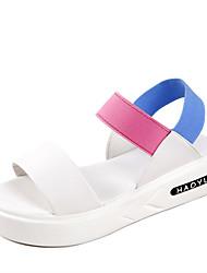 economico -Da donna Sandali Con cinghia Cinturino alla caviglia Club Shoes PU (Poliuretano) Primavera Estate Autunno Casual FootingCon cinghia