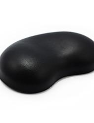 Exco msp020 10.5 * 7 * 2cm travesseiro de mão almofada anti-derrapagem pu água wash mouse pad pad