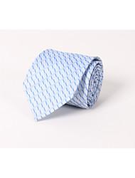 Недорогие -мужская вечеринка / вечерний шелковый галстук, случайный жаккард всех сезонов
