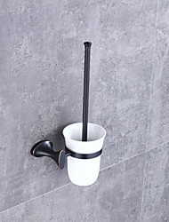 cheap -Toilet Brush Holder Bathroom Gadget
