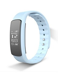 abordables -Pulsera SmartResistente al Agua Calorías Quemadas Podómetros Itinerario de Ejercicios Deportes Monitor de Pulso Cardiaco Pantalla táctil