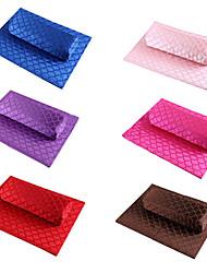Pinpai Nail Tools 6 Color New Fish Stripes Silk Pillow Hands Cushion Special Pillow Folded Hands For Nail Mat Nail Supplies