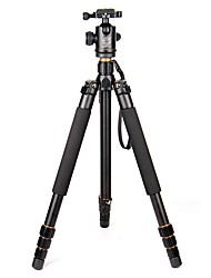 cheap -Camera Tripod Aluminium alloy 43 3 sections Tripod Portable SLR Camera Stand PTZ Tripod Set
