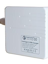 Chargeur USB 7 Ports Station de chargeur de bureau Avec Quick Charge 3.0 Prise UE Adaptateur de charge