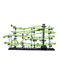 Compact Track & Multi Terrain Loader LED Lighting DIY KIT Educational Toy Track Rail Car Track Sets Car Toys Plastics Acetate/Plastic ABS