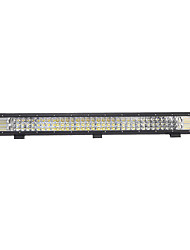432W 43200lm 6000K LED White Combo 3-Rows Working Light for Car/Boat/Headlight   9v-32v