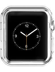 levne -Pro hodinky hoco jablko iwatch řada 2 tpu ochranný pouzdro plášť nárazník 42mm 38mm