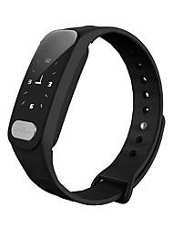 Pulseira InteligenteImpermeável Suspensão Longa Calorias Queimadas Pedômetros Tora de Exercicio Esportivo Monitor de Batimento Cardíaco