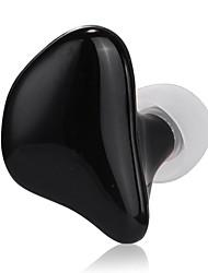 baratos -Cwxuan X1 No ouvido Sem Fio Fones Piezoeletricidade Celular Fone de ouvido Mini Fone de ouvido