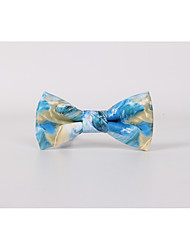 cheap -Men's Party Holiday Bow Tie - Print