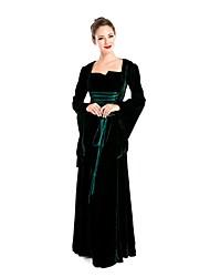 Regina Fiabe Costumi da pirata Costumi Cosplay Stile Carnevale di Venezia Donna Halloween Carnevale Feste/vacanze Costumi Halloween Altro