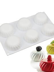 Cake Molds Everyday Use Silica Gel Big Size,Creative,DIY Cake Mold,Baking Tool