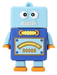 cheap -New Cartoon Robot USB2.0 128GB Flash Drive U Disk Memory Stick