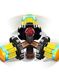 abordables -Spinner à main Blocs de Construction Amusement Ring Spinner ABS Classique Pièces Garçon Enfant Adulte Cadeau