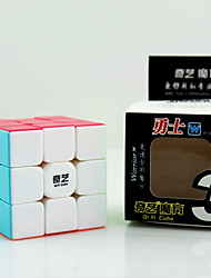 Rubik's Cube Warrior Smooth Speed Cube Magic Cube Stress Relievers Educational Toy Engineering Plastics Rectangular Gift