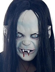 preiswerte -Zombie Cosplay Haloween Figuren Maskerade Unisex Halloween Karneval Fest / Feiertage Halloween Kostüme Schwarz Vintage