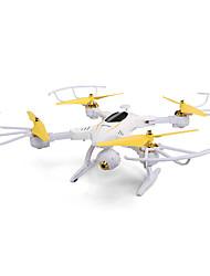 economico -RC Drone JJRC H39WH White 4 Canali 6 Asse 2.4G Con videocamera HD 720P Quadricottero Rc FPV Illuminazione LED Controllo Di Orientamento