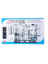 economico -Spacerail Level 9 (231-9) 70000MM Traccia Vagonetto Piste da corsa Set di pattini in marmo Kit di costruzione Giocattoli di Coaster Set