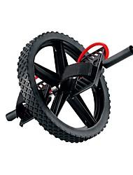 Недорогие -Ab Wheel Roller С Плотное облегание, Простой, Жизнь Сталь, Сплав Назначение Аэробика и фитнес