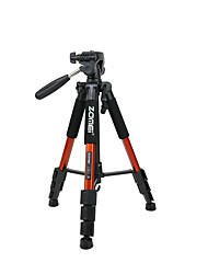 cheap -Aluminium alloy 50 4 sections Universal Tripod