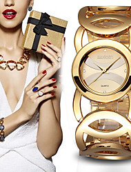 Women's Sport Watch Dress Watch Fashion Watch Wrist watch Unique Creative Watch Chinese Quartz Chronograph Shock Resistant Large Dial