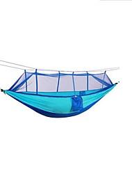 abordables -2 Personas Hamaca para camping Mantiene abrigado Utra ligero (UL) Plegable para Camping y senderismo Al Aire Libre