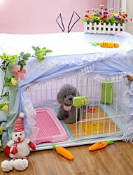 preiswerte -Hund Betten Haustiere Hüllen Weiß Grün Blau Rosa Für Haustiere