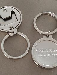 abordables -Thème classique Mode Porte-clée pour Invitée alliage de zinc Articles ménagers divers Materiel de bar & Flasques Porte-Clés - 4