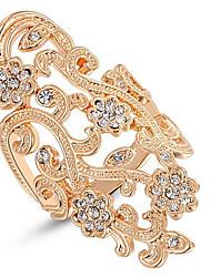 女性用 男性用 指輪石座 バンドリング 指輪 クリスタルベーシック ユニーク 幾何学形 友情 ゴシック 映画ジュエリー 高級ジュエリー ステートメントジュエリー シンプルなスタイル アメリカ 耐久 Elegant ファッション パンクスタイル 愛らしいです あり
