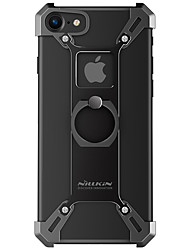 Case For iPhone 7 Plus iPhone 7 Cover Shockproof Ring Holder Bumper Case Armor Hard Metal For Apple iPhone 7 Plus iPhone 7