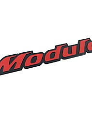 Automotive Emblem For Honda New Fit CRV Accord Odyssey Metal MUGEN Infinity Car Stickers