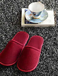 cheap -One-Time Slippers Thick-Soled Cloth Home Indoor Floor Thick Soft Bottom
