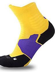 cheap -Sport Socks / Athletic Socks Running Socks Men's Women's Breathability Sweat-Wicking for Running/Jogging Soccer/Football Basketball