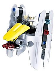 Kit de Bricolage Blocs de Construction Jouet Educatif Robot Pour cadeau Blocs de Construction Plastique Acétate / Plastique 6 ans et plus