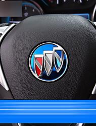 Значок рулевого колеса эмблемы автомобиля для buick wilang angkor