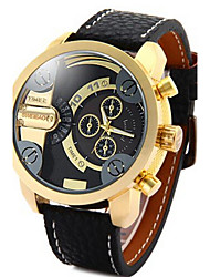 cheap -Men's Sport Watch Military Watch Dress Watch Fashion Watch Wrist watch Bracelet Watch Casual Watch Japanese Quartz Calendar / date / day