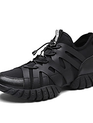 Недорогие -Для мужчин Спортивная обувь Удобная обувь Осень Зима Ткань Для тенниса Атлетический Повседневные На эластичной ленте На плоской подошве