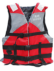 HiUmi Unisex Protective Ultra Light (UL) Diving Suit Sleeveless Jacket Life Jacket Life Vest-Fishing Snorkeling Sailing