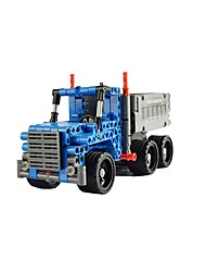 DIY KIT Building Blocks Educational Toy Pull Back Car/Inertia Car Toy Cars Toys Excavating Machinery Pieces Kid's Children's Gift