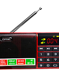 cheap -T12 FM Portable Radio MP3 Player TF Card