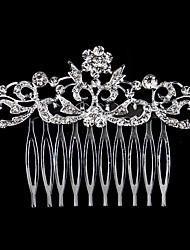 Недорогие -сплав для волос из сплава горный хрусталь классический женский стиль
