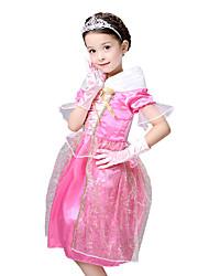 Princess Fairytale One-Piece/Dress Kids Girls' Halloween Carnival Festival/Holiday Halloween Costumes Vintage
