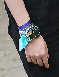 preiswerte -Damen Wickelarmbänder Personalisiert Luxus Geometrisch Klassisch Retro Grundlegend Natur Handgemacht Elegant Hip-Hop Modisch Simple Style