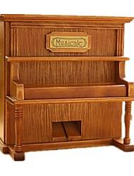 abordables -Boîte à musique Piano Enfant Adultes Enfants Adulte Cadeau Unisexe